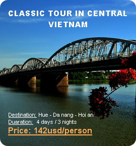 Classic Tour in Central Vietnam